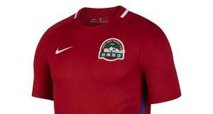 Архивы Китай. Суперлига   Footykits.ru - Футбольная форма b9f20f50647