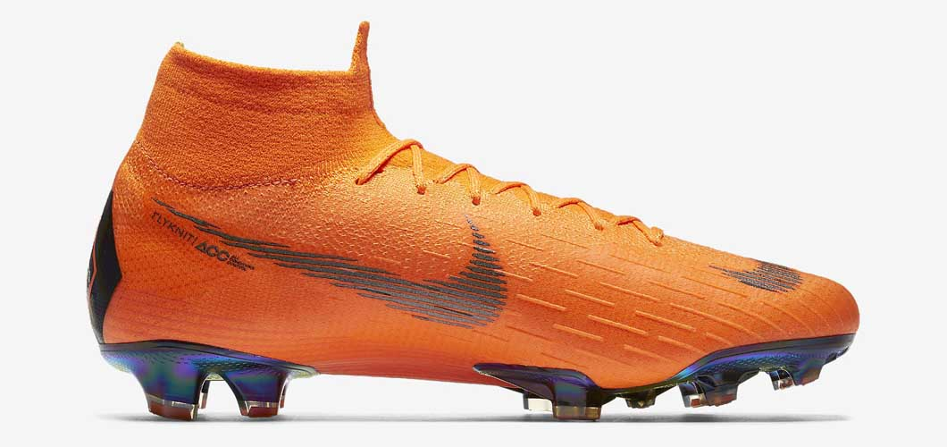 Фото бутс Nike Mercurial