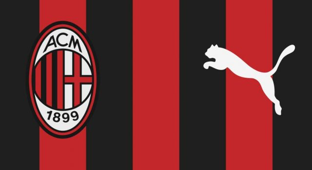 «Милан» подписал контракт с Puma