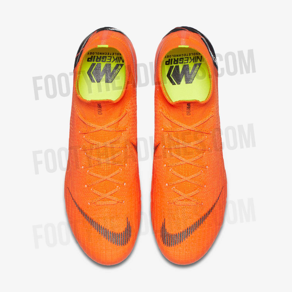 Бутсы Nike Mercurial Superfly VI Elite 2018
