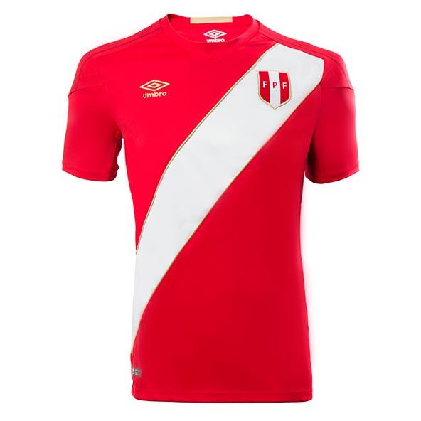 Гостевая форма сборной Перу 2018