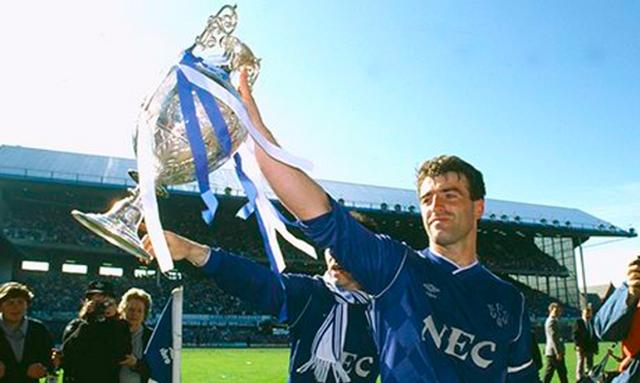 Everton FC 86/87