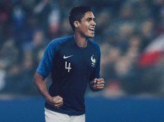 Форма сборной Франции 2018
