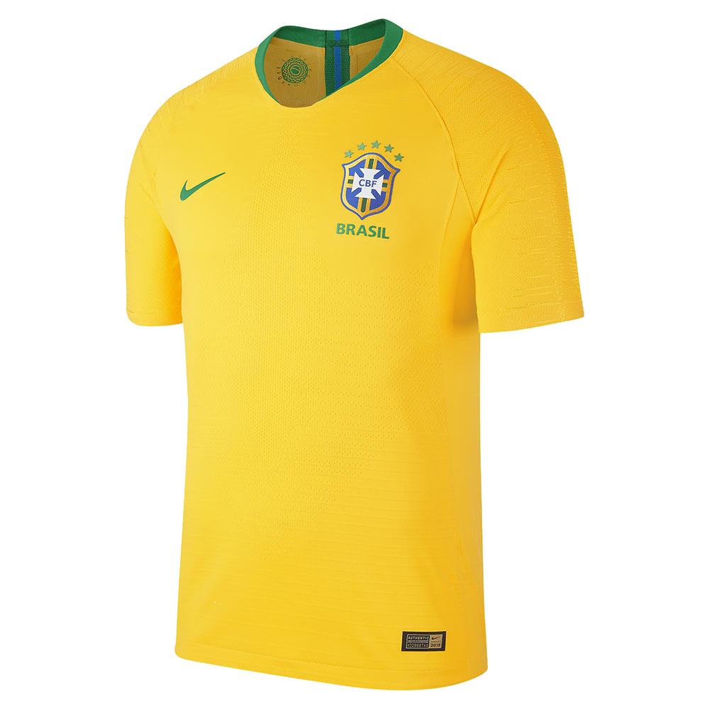 Домашняя форма сборной Бразилии 2018