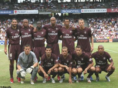 PSG 2006/2007
