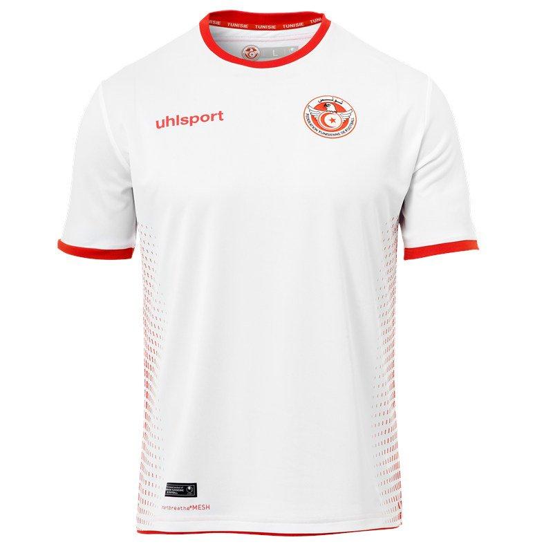 Домашняя форма сборной Туниса 2018