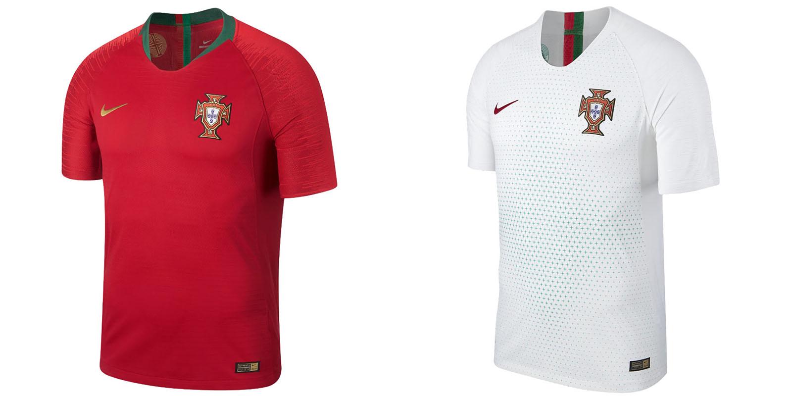 Форма сборной Португалии на ЧМ2018