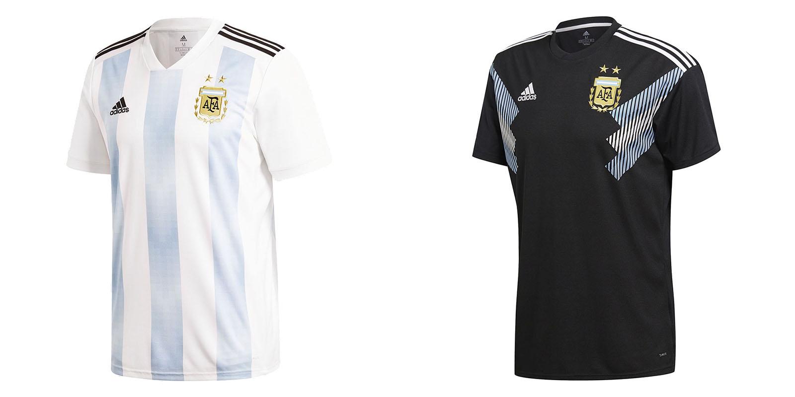 Форма сборной Aргентины на ЧМ2018