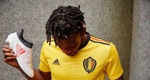 Новая форма сборной Бельгии 2018