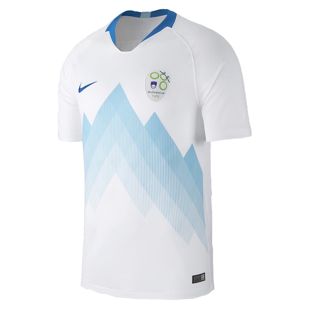 Гостевая форма сборной Словении 2018