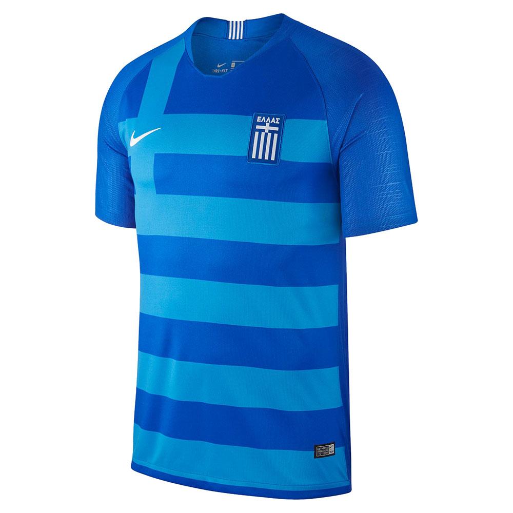 Домашняя форма сборной Греции 2018