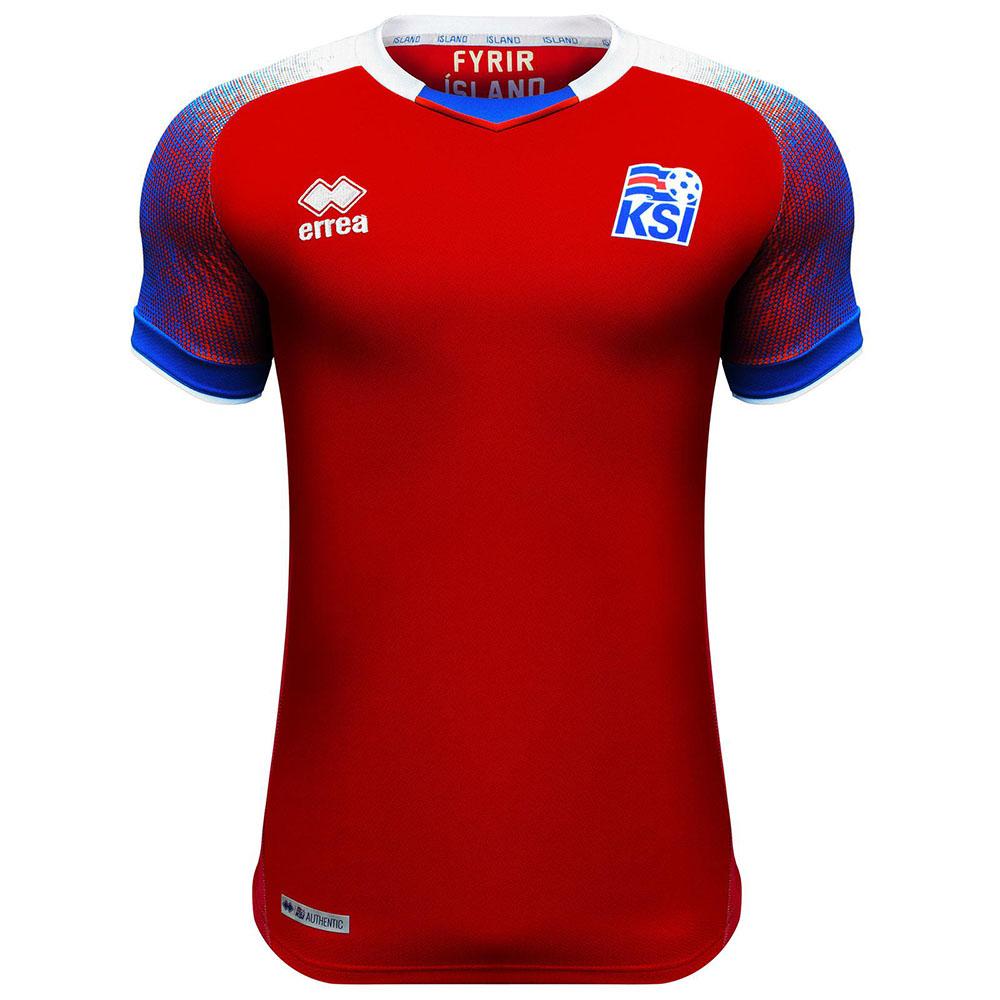 Вратарская форма сборной Исландии 2018
