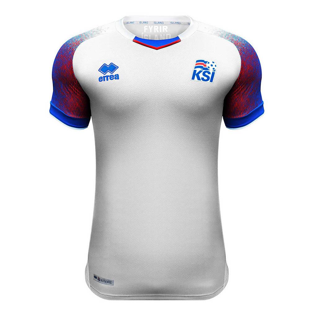 Гостевая форма сборной Исландии 2018