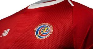 Новая форма сборной Коста-Рики 2018