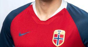 Домашняя форма сборной Норвегии 2018