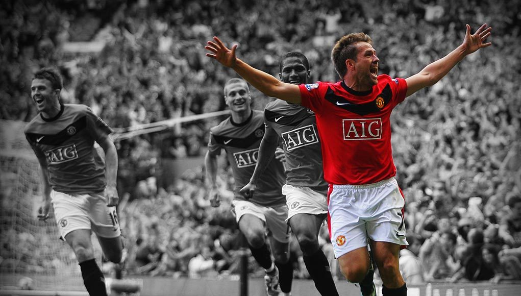 ФОРМА «Манчестер Юнайтед» 2009/10