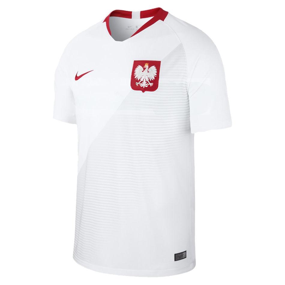 Домашняя форма сборной Польши 2018