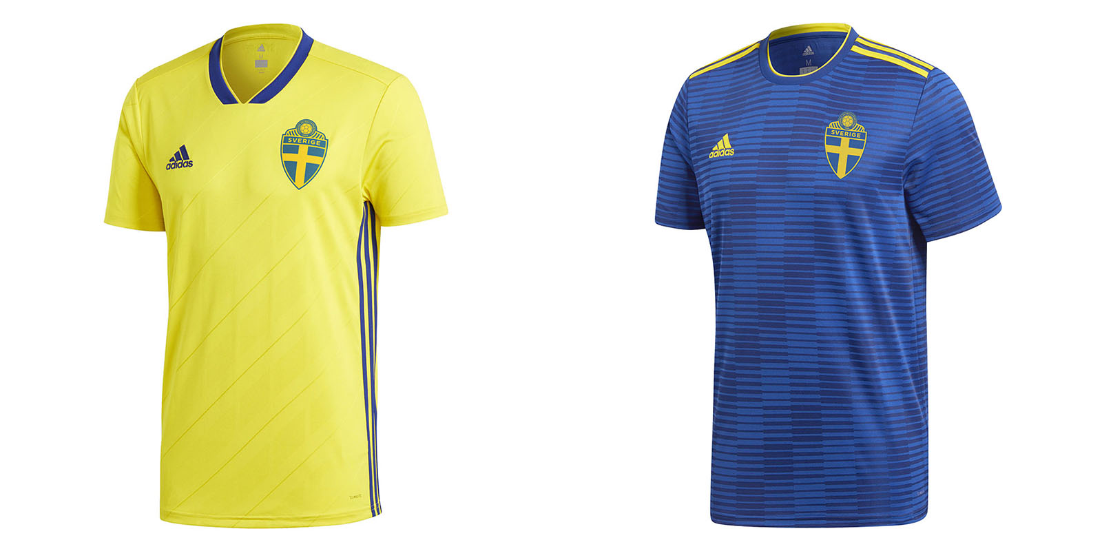 Форма сборной Швеции на ЧМ2018