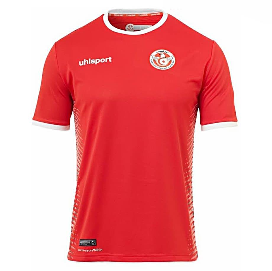 Гостевая форма сборной Туниса 2018