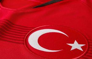 Форма сборной Турции 2018