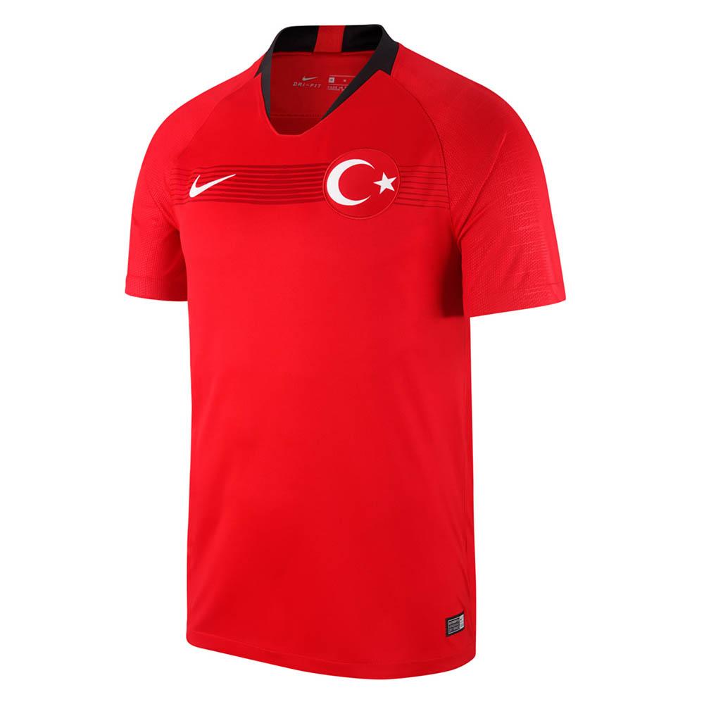 Домашняя форма сборной Турции 2018