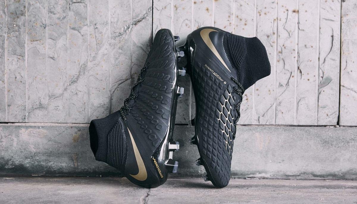 Бутсы Nike Hypervenom III Chasing Gold