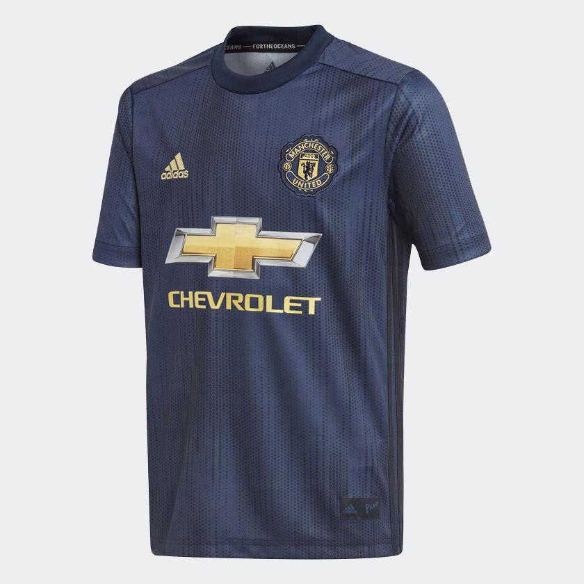 """Третья форма """"Манчестер Юнайтед"""" 18/19"""