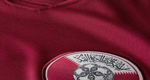 Домашняя форма сборной Катара 2018