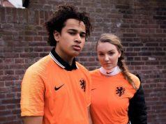 Форма сборной Голландии 2018