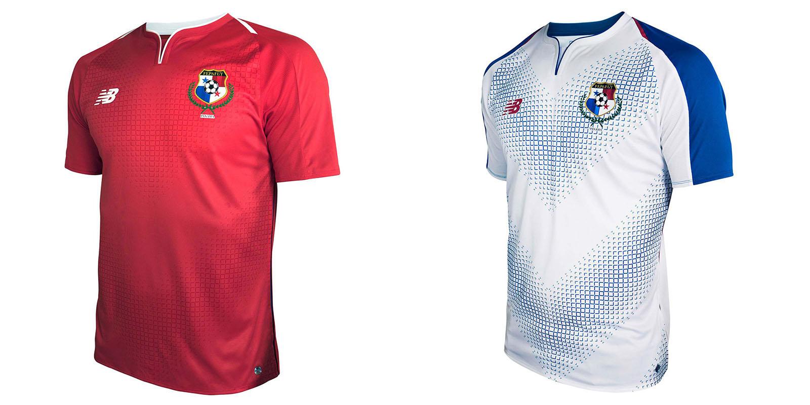 Форма сборной Панамы 2018