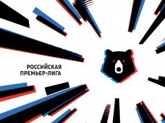 Представлен новый логотип Российской Премьер-лиги