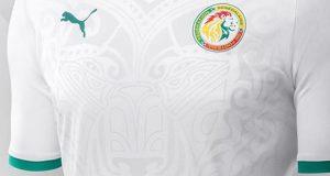 Гостевая форма сборной Сенегала 2018