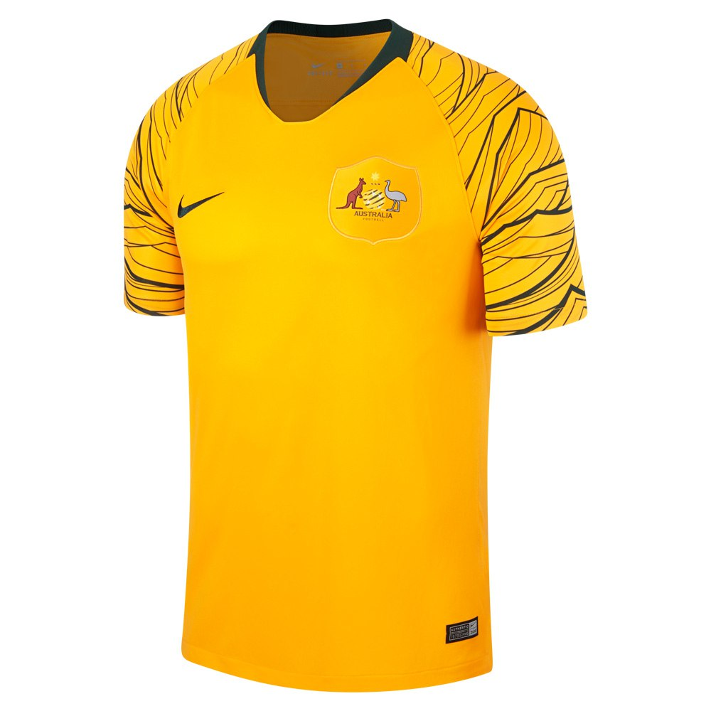 Домашняя форма сборной Австралии 2018