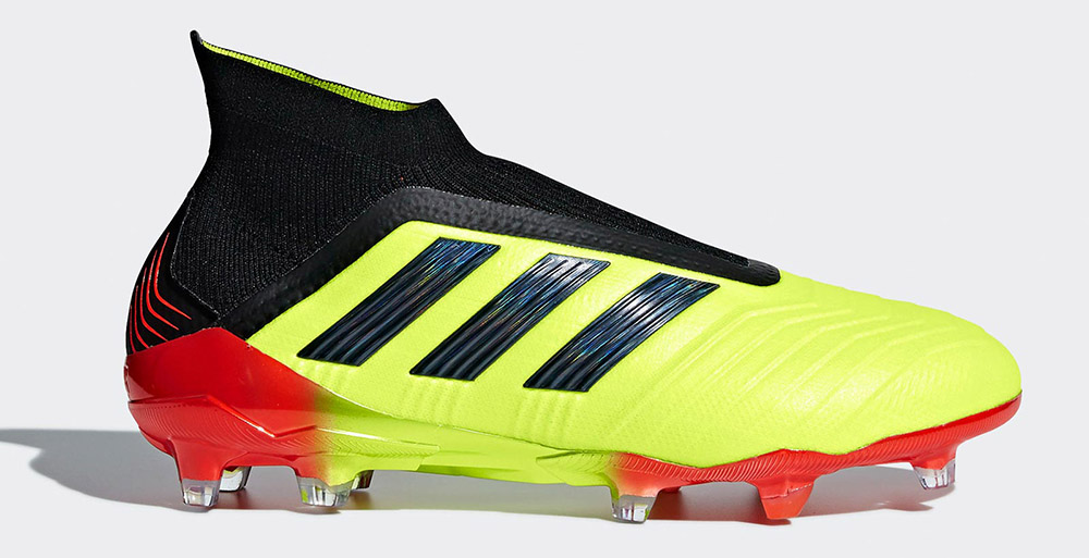 Бутсы Adidas Predator 18 Energy Mode