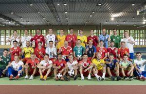 Форма всех сборных Чемпионата Мира 2018