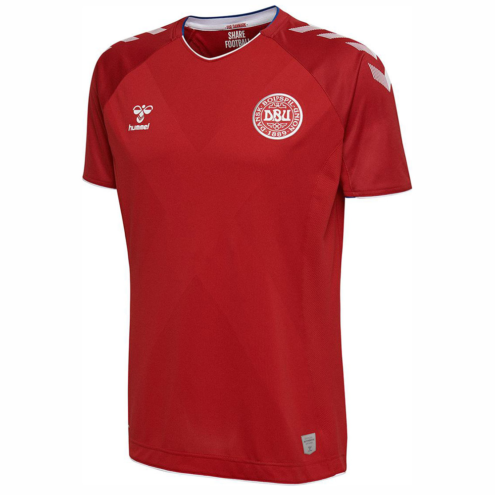 Домашняя форма сборной Дании 2018