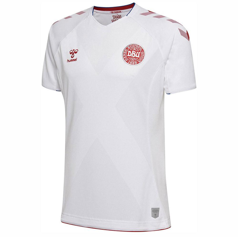 Гостевая форма сборной Дании 2018