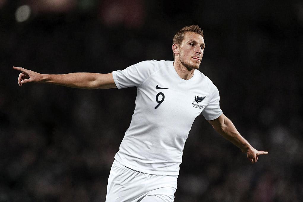 Форма сборной Новой Зеландии 2018