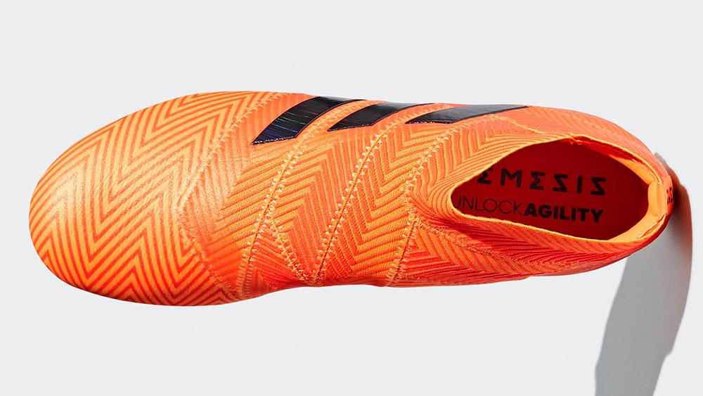 Новое поколение бутс Adidas Nemeziz 18+