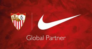 """""""Севилья"""" заключила контракт с Nike"""