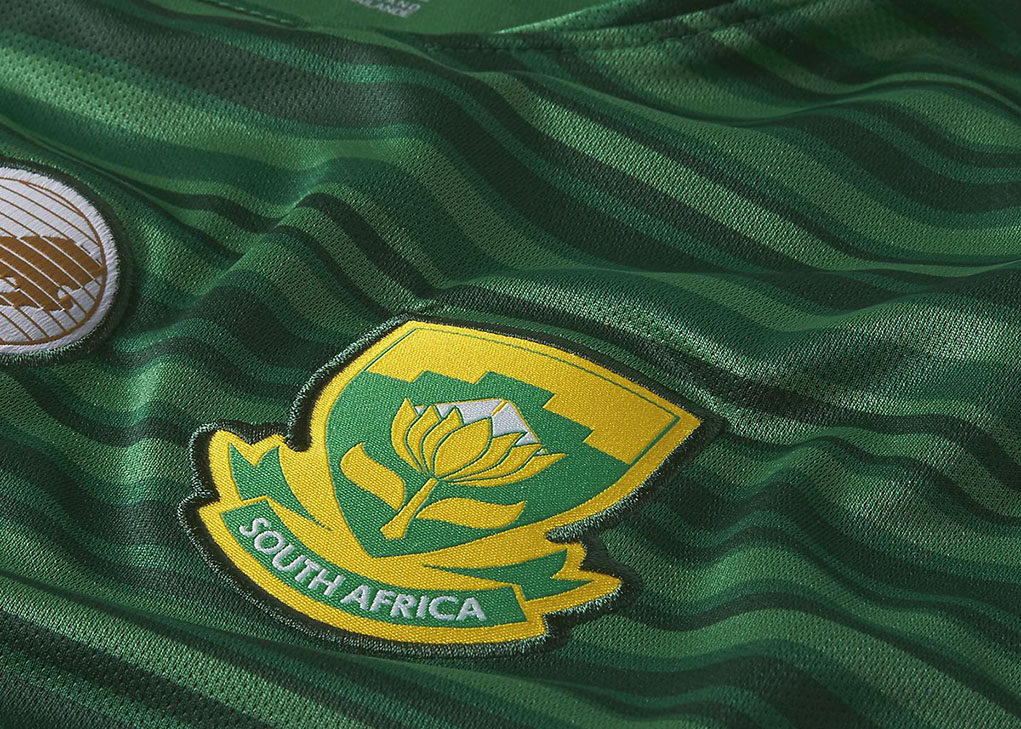 Гостевая форма сборной ЮАР