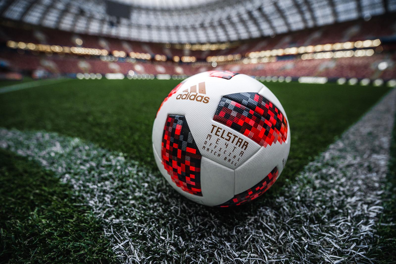 """Мяч Плей-офф ЧМ-2018 Adidas Telstar """"Мечта"""""""