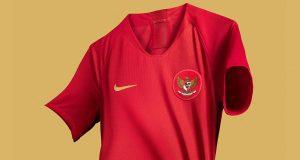 Домашняя форма сборной Индонезии 2018