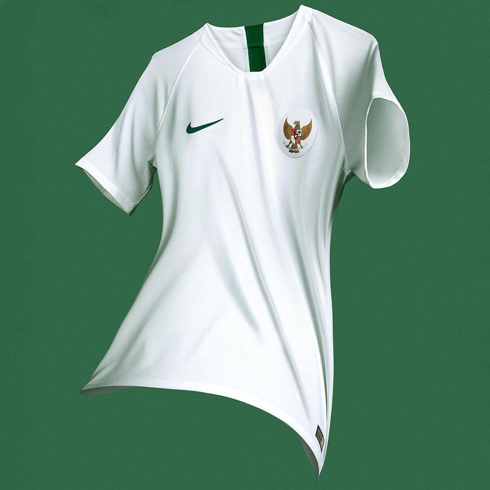 Гостевая форма сборной Индонезии 2018