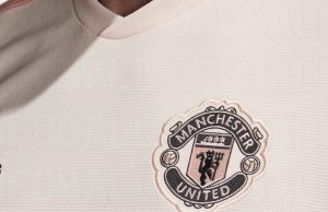 "Гостевая форма ""Манчестер Юнайтед"" 18/19"