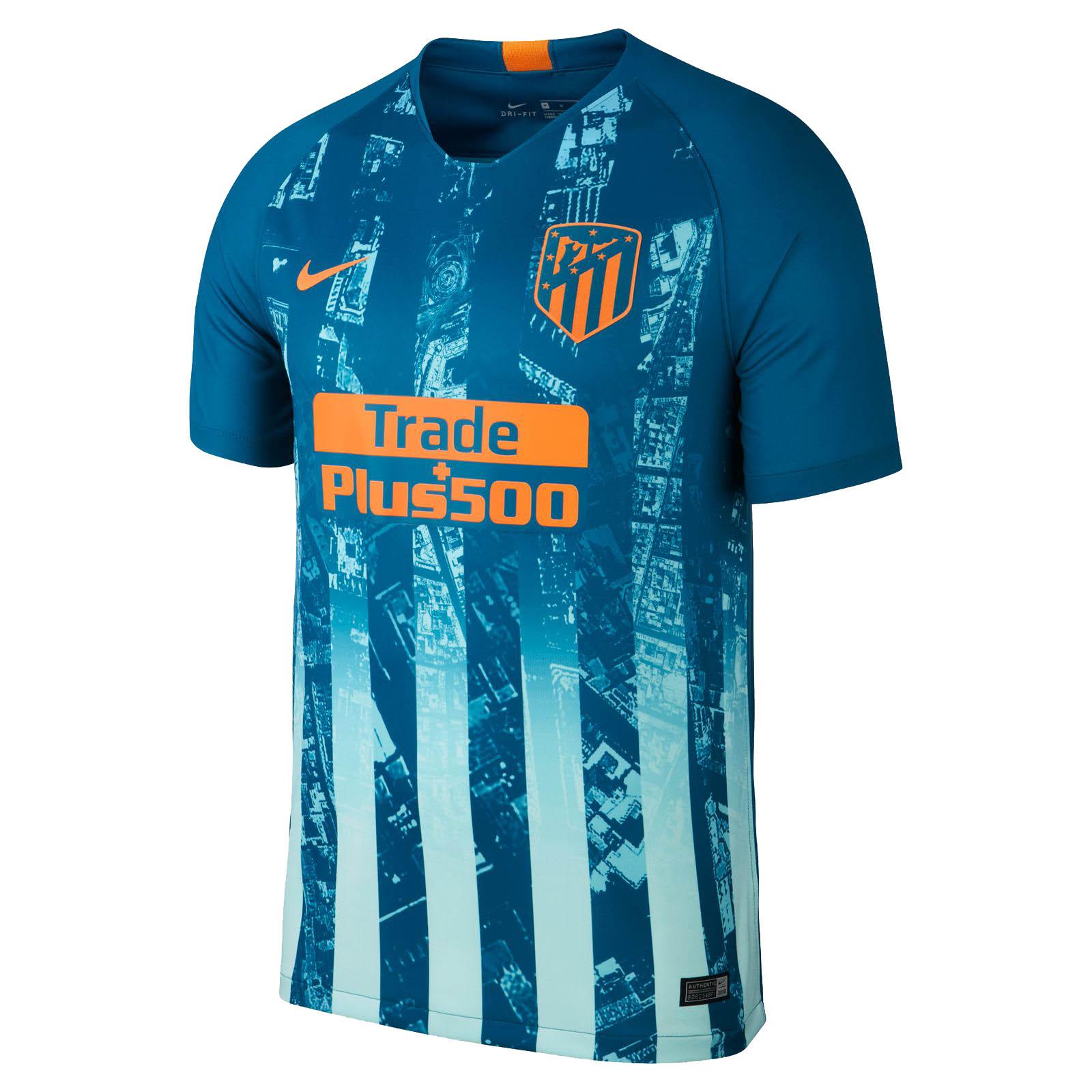 """Третья форма """"Атлетико Мадрид"""" 18/19"""
