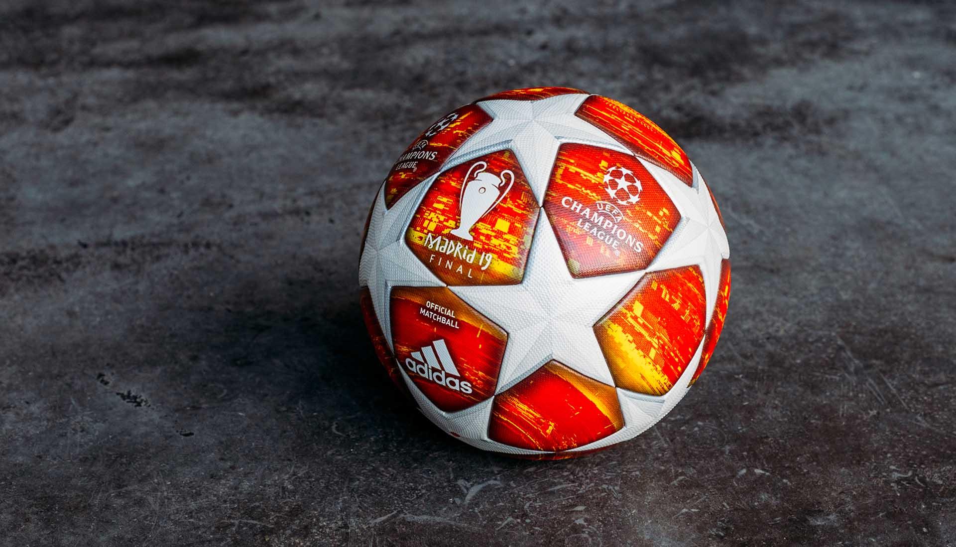 Мяч финала Лиги Чемпионов 2019