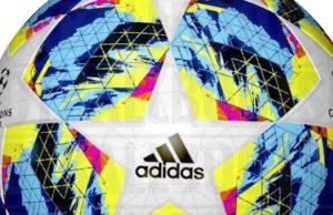 Мяч Лиги Чемпионов 19-20