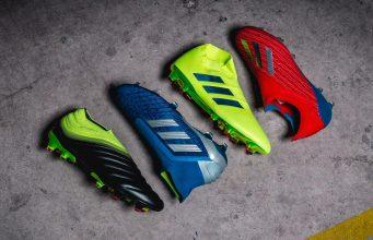 Adidas представляет новую коллекцию бутс Exhibit Pack 910bcd4567e