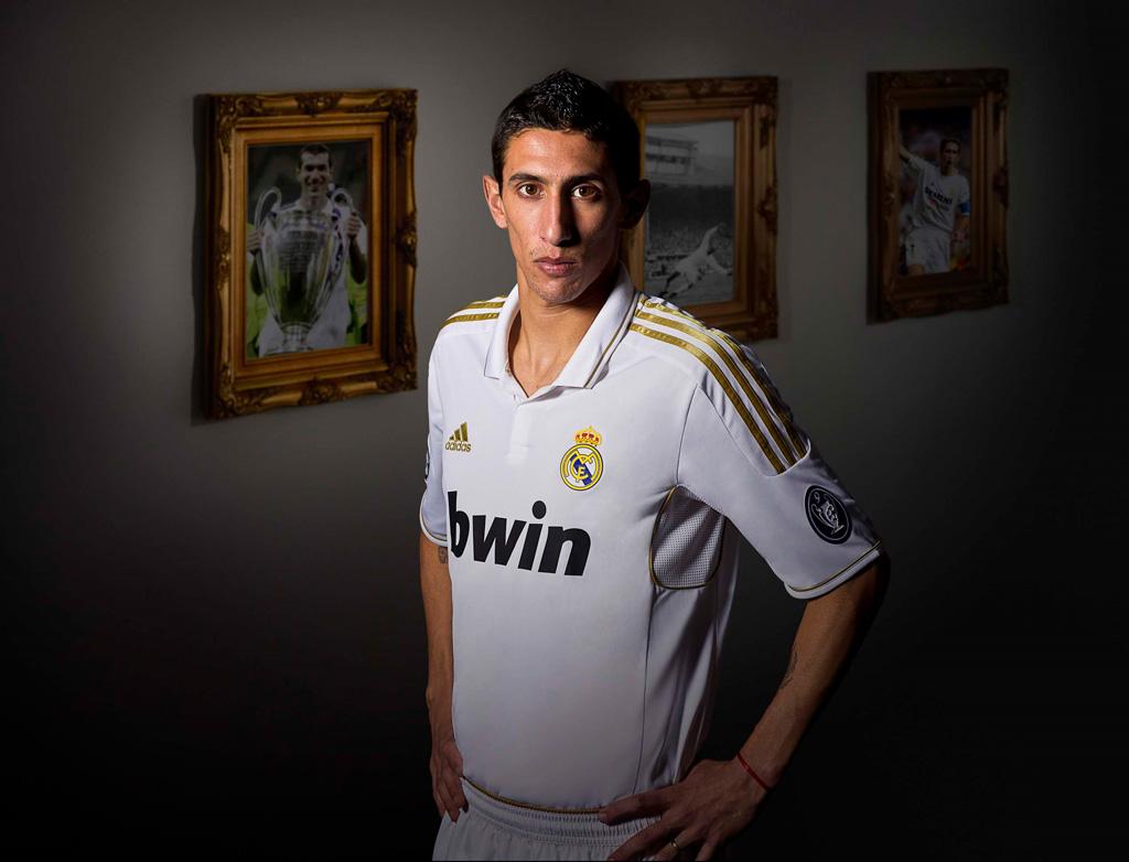 """Форма """"Реала"""" 2011-2012"""